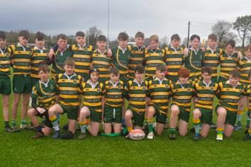 West Offaly Lions are Leinster U-16 Division 1 Champions