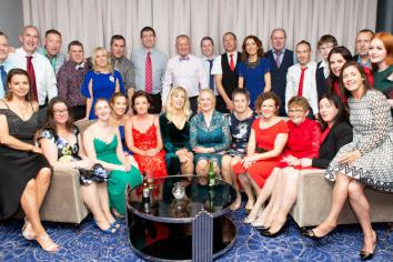Offaly Athletics annual awards ceremony