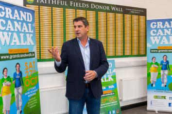 Definitely a new direction for Michael Duignan as former star leads campaign for change