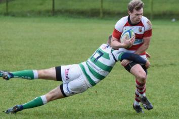 Randalstown lose to Omagh in their final Conference fixture