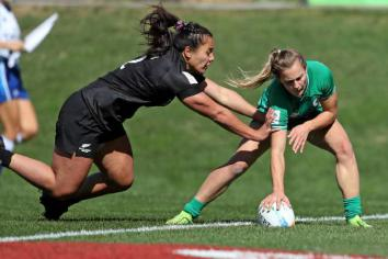 Conroy and Burns set for Ireland 7's action this weekend