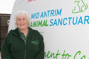 Sanctuary to celebrate 'Silver' anniversary - after offering a safe haven to animals for 25 years